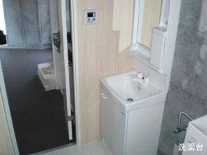 RCマンション洗濯台