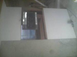 3階キッチン廻り 石膏ボード 厚-12.5㎜ + ケイカル板 厚-5㎜貼り (2枚目)