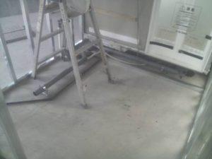 3階 給排水、給湯 配管状況