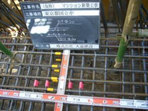 FS1 板厚 250 短辺方向 上端筋 D19-@100 下端筋 D16-@100 長辺方向 上端筋 D19-@100 下端筋 D16-@100