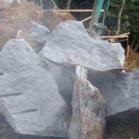 熱海別荘 岩盤掘削